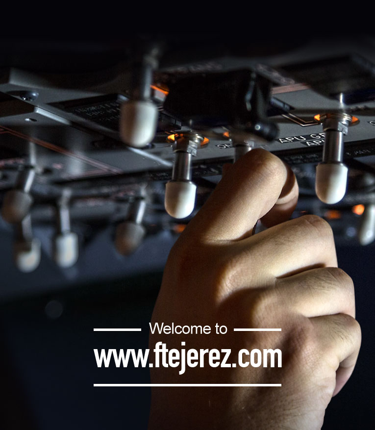 Welcome to FTEJerez.com, a dedicated aviation and airline pilot academy, focused on training excellence