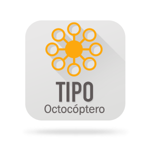 Tipo Octocoptero