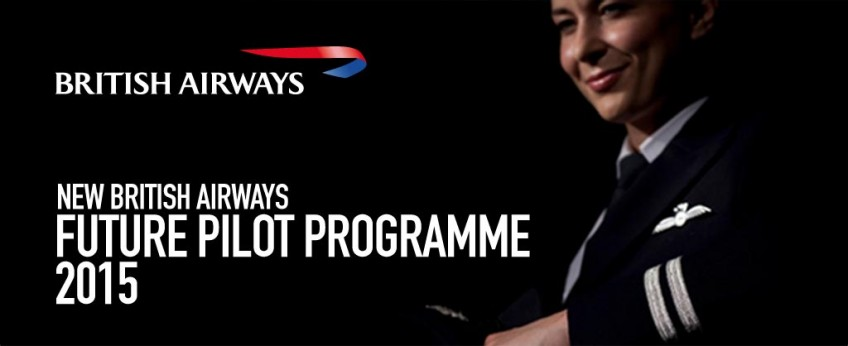 British Airways Future Pilot Programme opens for applications