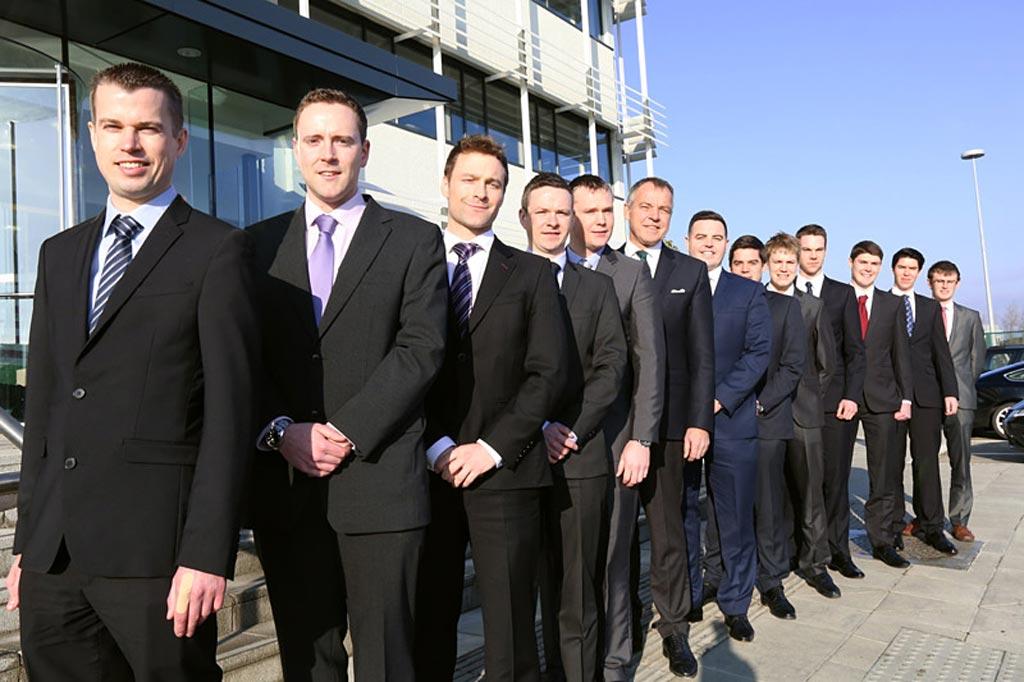 FTEJerez welcomes new Aer Lingus cadets – FTEJerez   News