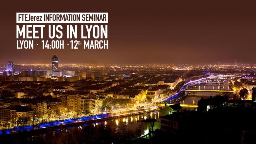 FTEJerez in Lyon