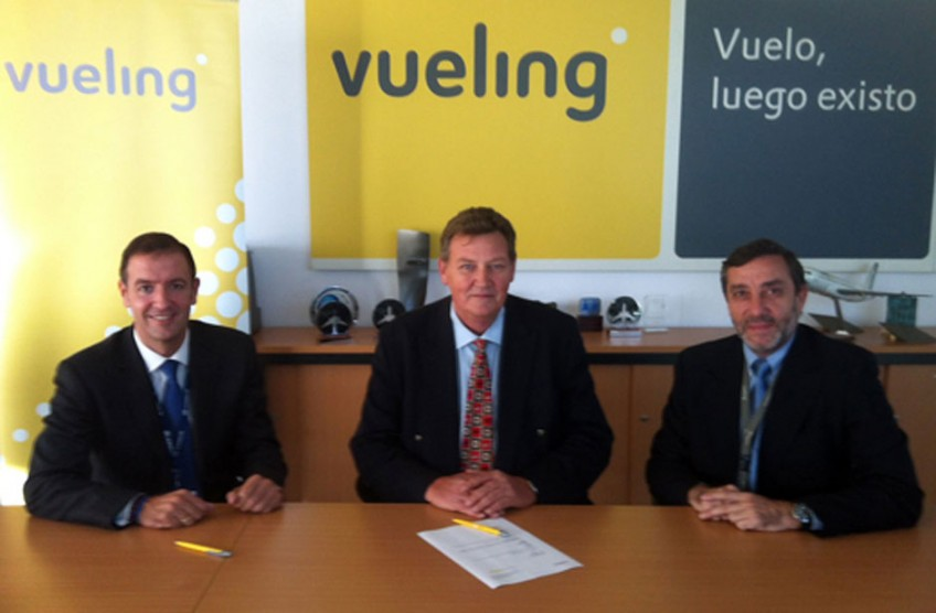 Vueling announces pioneer partnership in Spain with FTEJerez