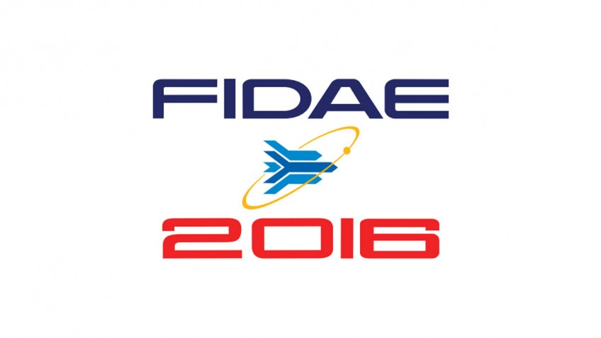 FTEJerez addresses Drone Training at FIDAE Chile