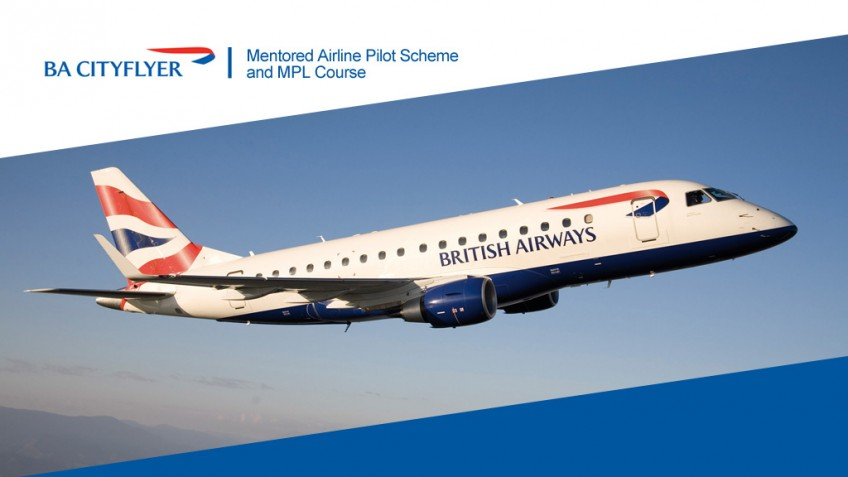 BA CityFlyer selects FTEJerez once again to train their future MPL pilots
