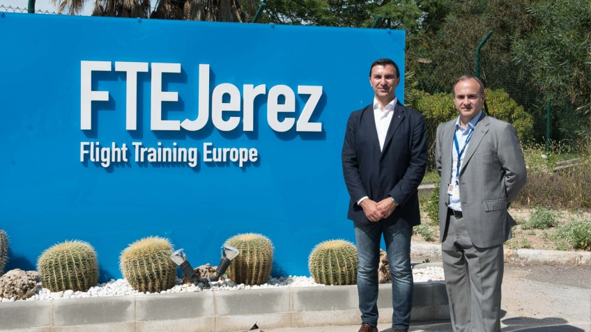FTEJerez holds closing ceremony for the Airbus Flying Challenge