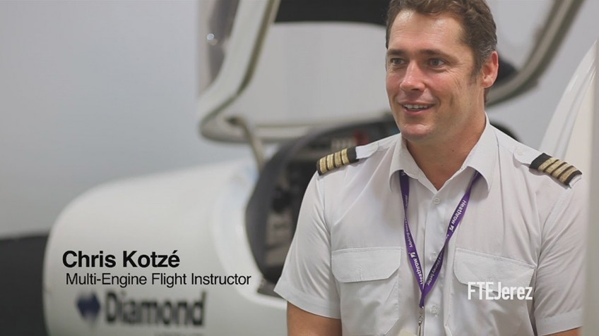 FTEJerez continues drive to recruit qualified flight instructors
