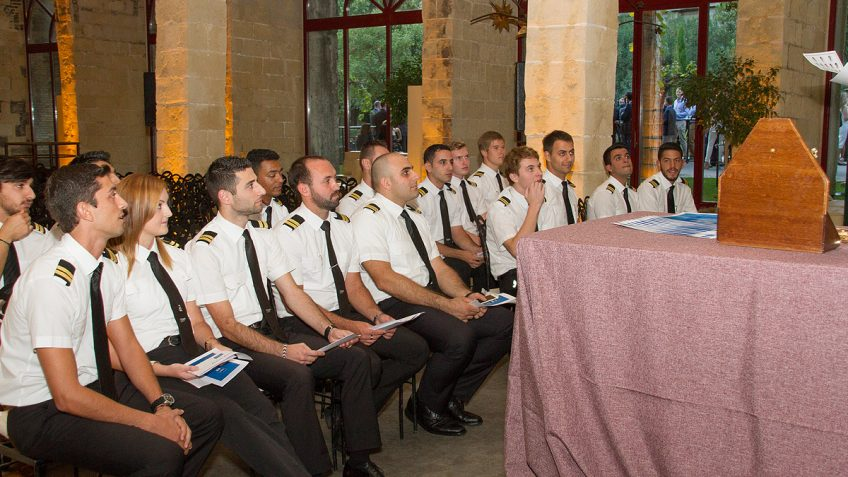 100th MEA Cadet graduates from FTEJerez