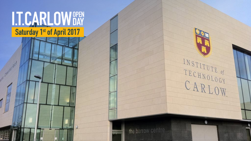 FTEJerez / IT Carlow Open Day April 2017