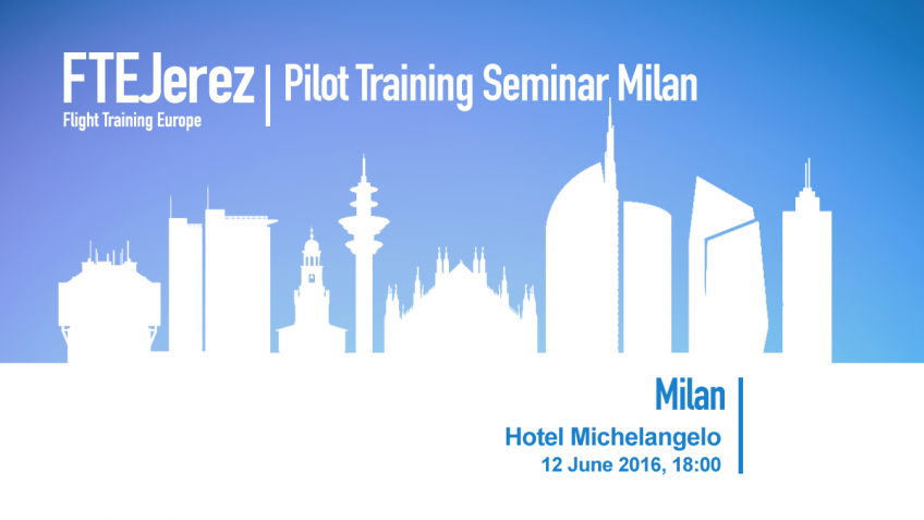 Pilot Training Seminar in Milan