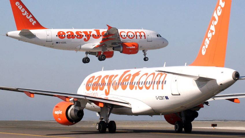 EasyJet partnership continues with record graduate placements