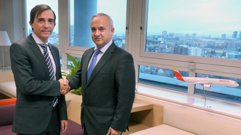 Iberia partners with FTEJerez to train their future pilots