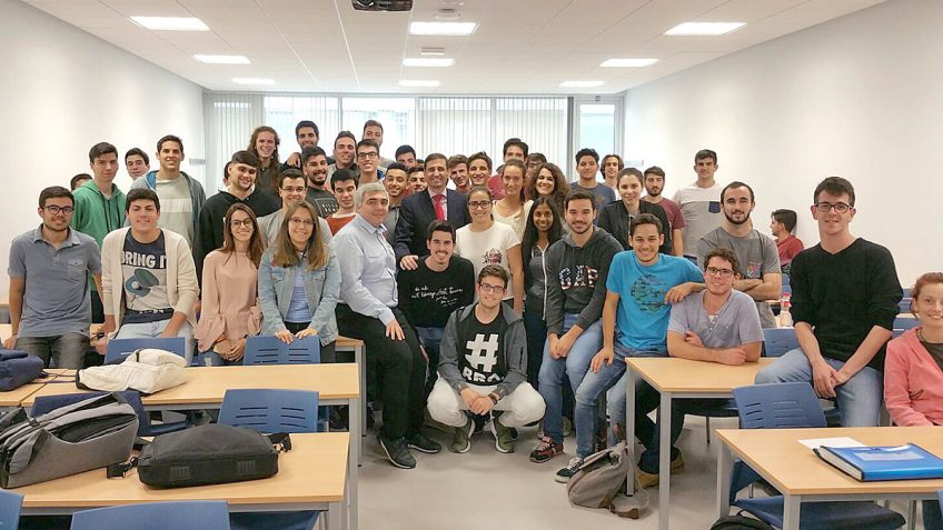 FTEJerez delivers ATC conference at University of Cadiz
