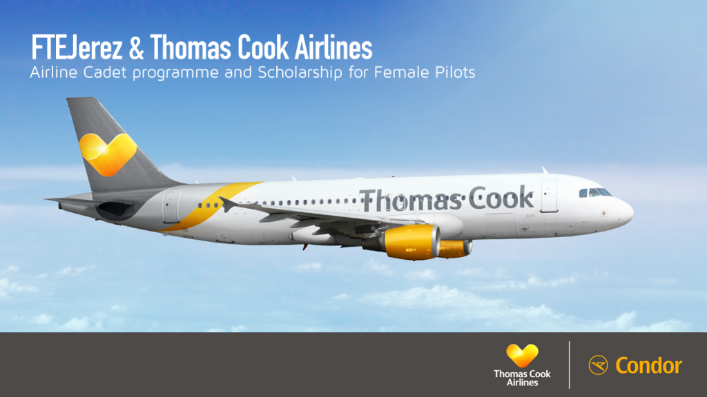 FTEJerez & Thomas Cook Airlines announce new Airline Cadet programme