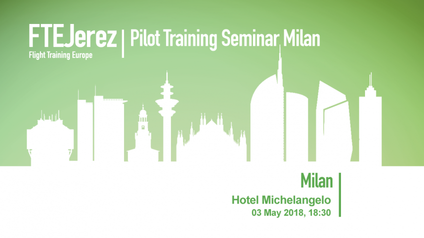 Pilot Training Seminar in Milan 2018