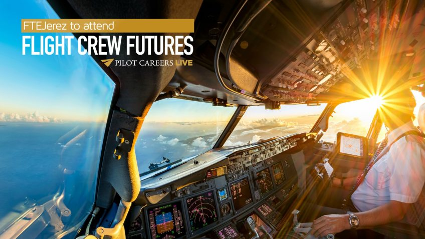 FTEJerez to attend 'Flight Crew Futures'