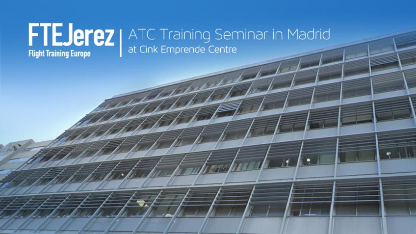 ATC Training Seminar in Madrid, at Cink Emprende Centre