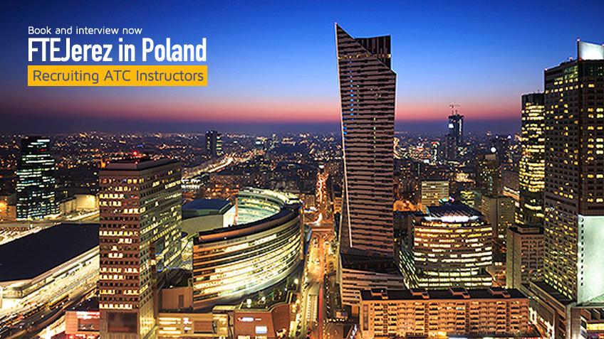 ATC Recruitment Drive Poland