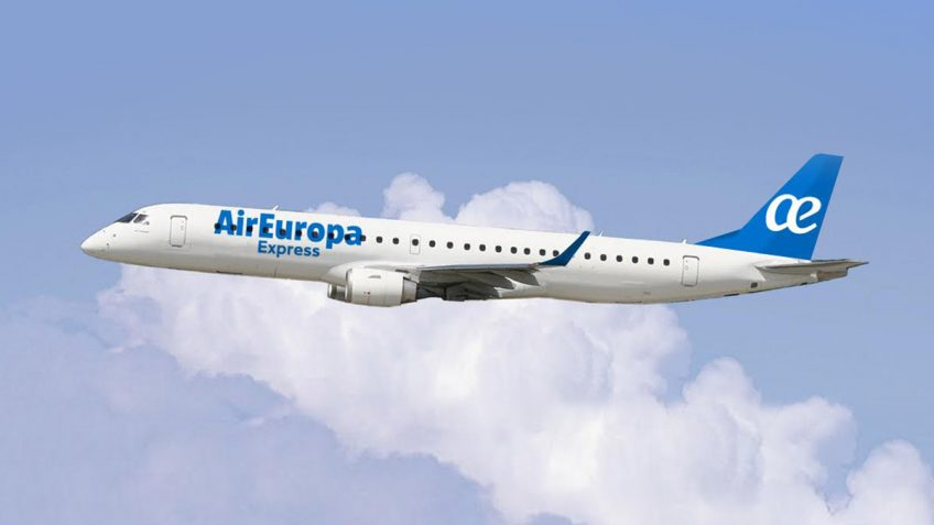 Air Europa Express launches new Airline Cadet Programme with FTEJerez