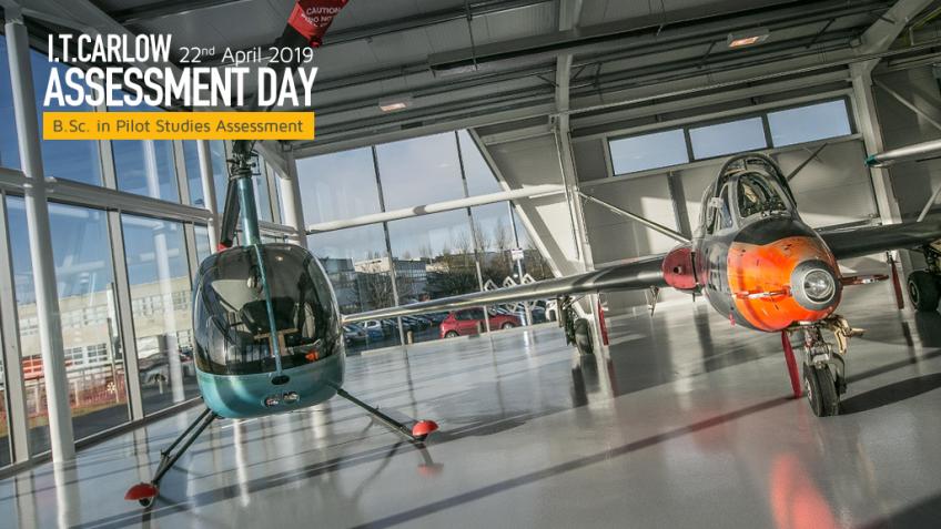 B.Sc. in Pilot Studies Assessment Day, April 2019