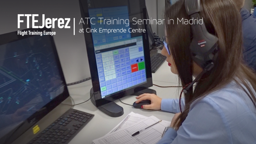 ATC Training Seminar in Madrid March 2019, at Cink Emprende Centre