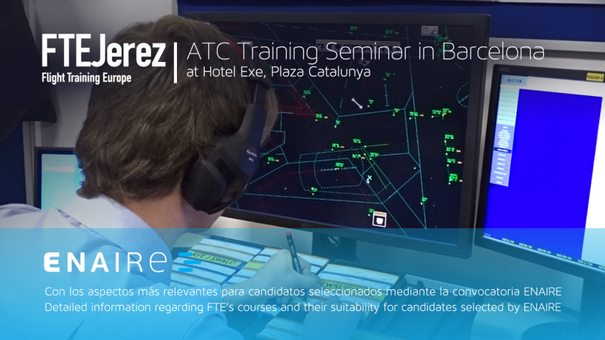 ATC Training Seminar in Barcelona, Hotel Exe, Plaza Catalunya