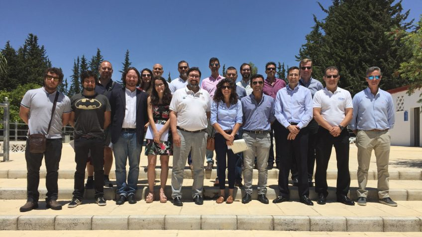 FTEJerez celebrated the 4th Edition of the University Diploma in Civilian applications of RPAS in association with UCA