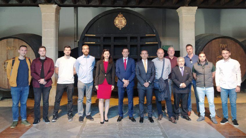 Macedonian controllers graduate at FTEJerez