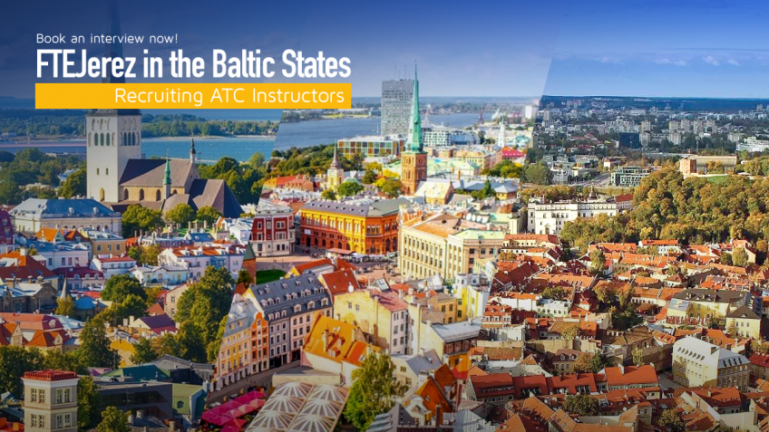 FTEJerez Baltic ATC recruitment drive