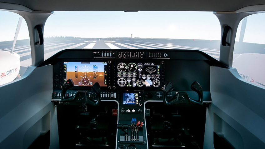 FTEJerez acquires new AL250 simulator from ALSIM
